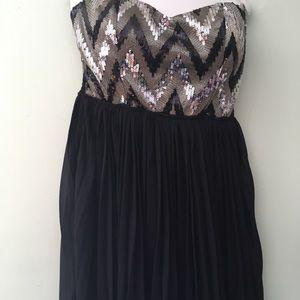Rue 21 strapless top/ Dress